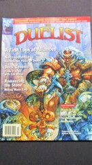 The Duelist Magazine Volume 3 Issue 3 LP