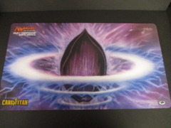 Eternal Weekend Lotus Petal Legacy Championship North America Playmat NM
