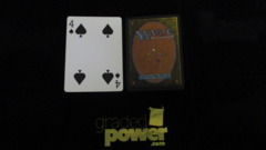 (1) Four of Spades Yaquinto Playing Card
