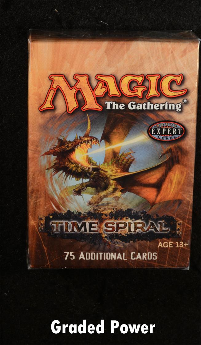 Tournament Deck Magic MTG Time Spiral Tournament Deck SEALED Starter
