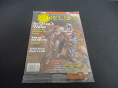The Duelist Magazine #32 MINT and Sealed