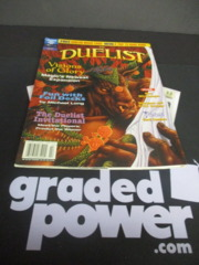 The Duelist WOTC Magazine #15 LP