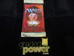 4th Edition Mana Vault Booster Pack Italian WB Sealed