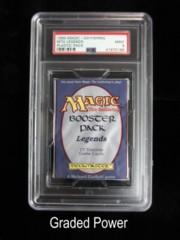 Legends PSA 9 (0186)