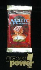 4th Fourth Edition Mana Vault Booster Pack Sealed