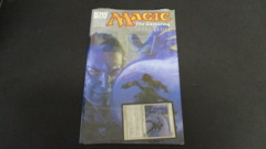 Magic the Gathering Spell Thief Comic Book #1 Arrest SEALED