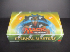 Eternal Masters Booster Box SEALED