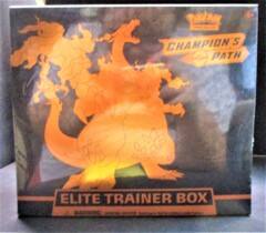 Champions Path Elite Trainer Box (SEALED)