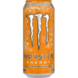 Monster Zero Orange