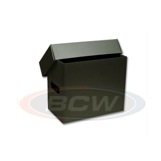 Short Box Black