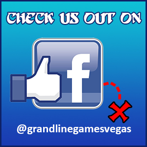 Grand Line Games on Facebook