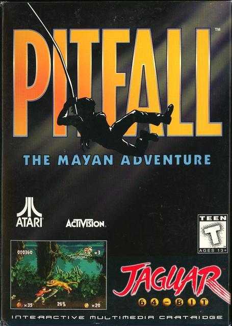 Pitfall- The Mayan Adventure CIB
