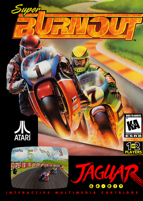 Super Burnout CIB