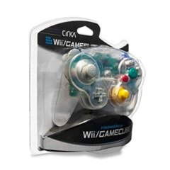 Accessory: Controller 3rd Party Clear Cirka