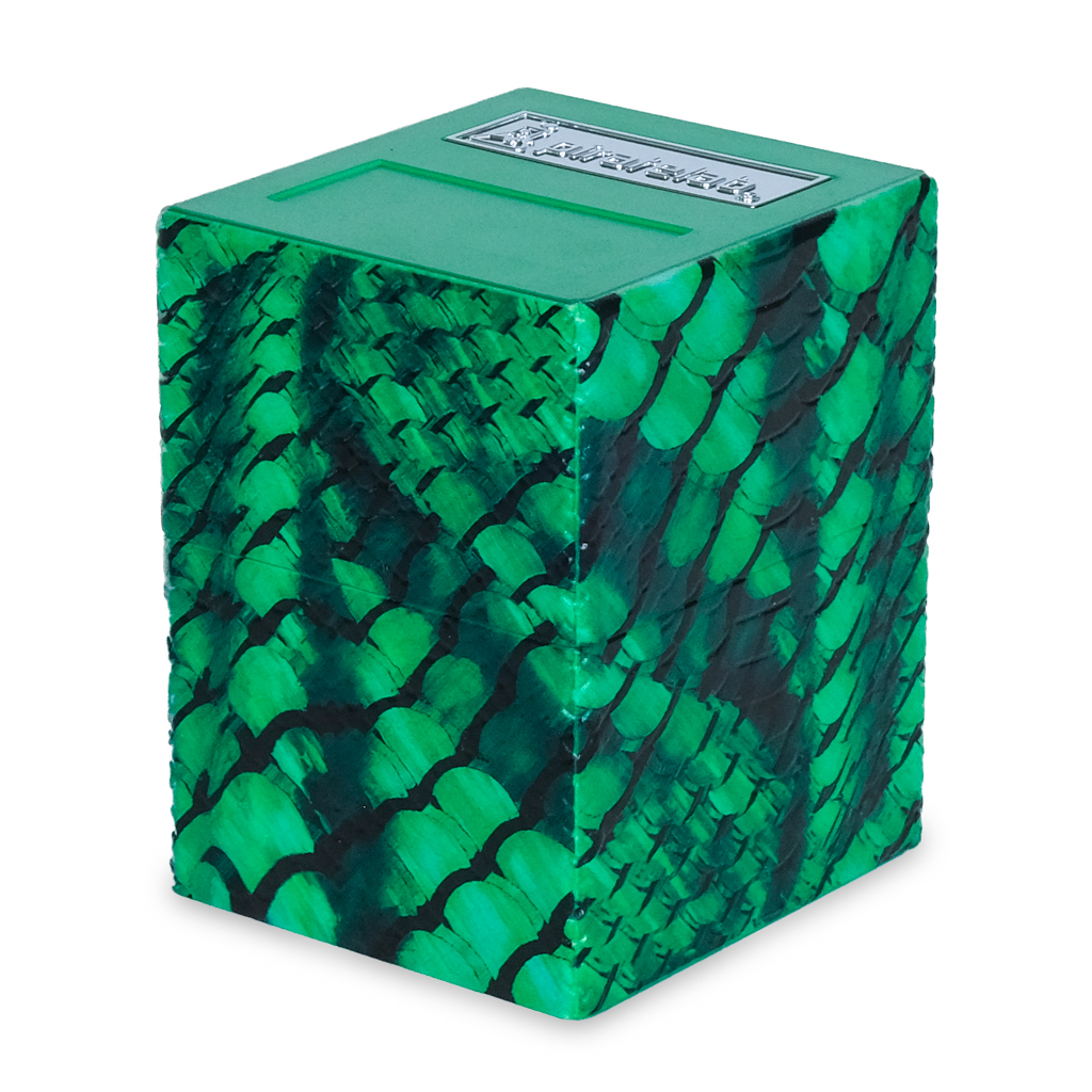Green Dragon Godzilla Deck Box