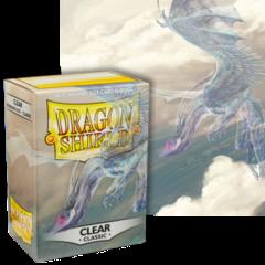 Dragon Shield: (100) Clear
