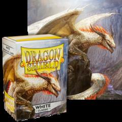 Dragon Shield: (100) White