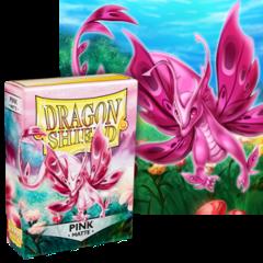 Dragon Shield: (60) Matte Pink