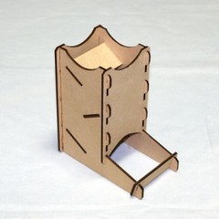 Knockdown Dice Tower: Value Edition