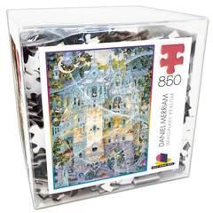 Puzzle: Telestic Tea, 850 Pieces