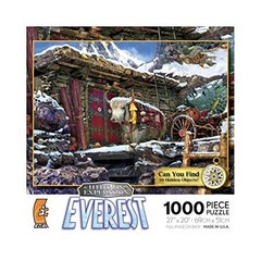 Puzzle: Hidden Expedition Everest