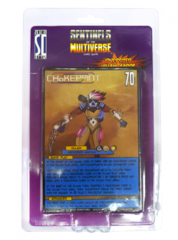 Sentinels of the Multiverse: Villain Oversized Cards
