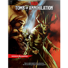 Dungeons & Dragons: Tomb of Annihilation Adventure