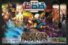 BattleCON: War of Indines 2nd Edition (stand alone)