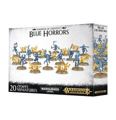 Blue Horrors of Tzeentch