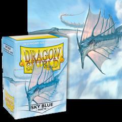 Dragon Shield: (100) Matte Sky Blue