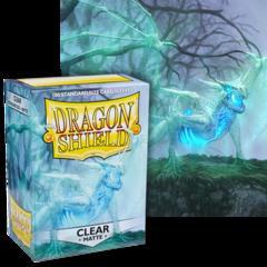 Dragon Shield: (100) Matte Clear