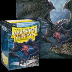 Dragon Shield: (100) Matte Black