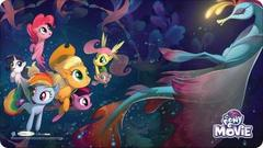 My Little Pony Playmat and Tube - Seaponies