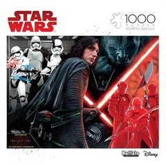 Puzzle: Star Wars - I Will Show You the Dark Side (1000 pcs)
