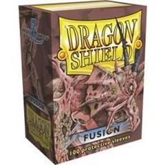Dragon Shield: (100) Fusion