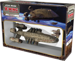 Star Wars X-Wing Miniatures Game: C-ROC Cruiser Expansion Pack