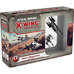 Star Wars X-Wing Miniatures Game: Saw's Renegades Expansion Pack