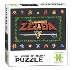 Puzzle: The Legend of Zelda (550)