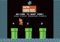 Puzzle: Super Mario Bros. Welcome to Warp