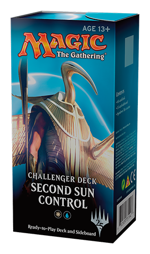 Magic the Gathering CCG: Challenger Deck Second Sun Control
