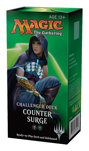 Magic the Gathering CCG: Challenger Deck Counter Surge