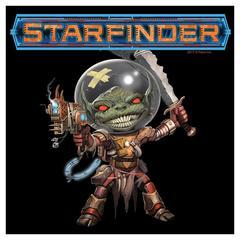 T-shirt - Starfinder