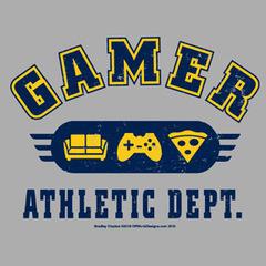 T-shirt - Gamer Athletic Dept