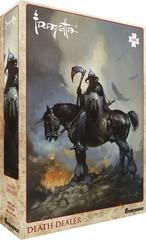 Puzzle: Frazetta Artwork: Death Dealer (1000 pcs)