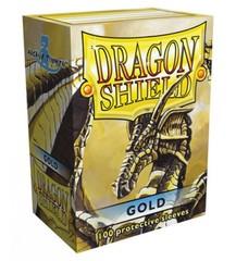 Dragon Shield: (100) Matte Gold