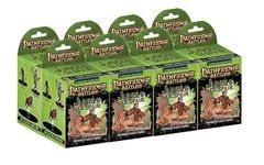Pathfinder Battles: Jungle Of Despair Booster Brick