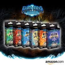 Lightseekers Tcg: Starter Deck Tech