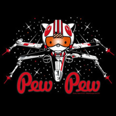 T-Shirt Pew Pew Youth
