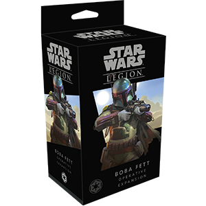 Star Wars: Legion - Boba Fett Operative Expansion