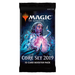 MTG Core Set 2019 Booster Pack M19